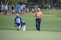 Ian Poulter (GBR) steps onto the green on 15 during round 3 of The Players Championship, TPC Sawgrass, at Ponte Vedra, Florida, USA. 5/12/2018.<br /> Picture: Golffile | Ken Murray<br /> <br /> <br /> All photo usage must carry mandatory copyright credit (&copy; Golffile | Ken Murray)