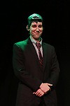 Richard Spitaletta as Paul Ryan performs onstage during the 'ME THE PEOPLE: The Trump America Musical' Press Preview Presentation at The Triad Theater on June 21, 2017 in New York City.