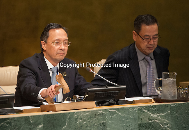 General Assembly 70th session 32nd plenary meeting<br /> Report of the Secretary-General on the work of the Organization: report of the Secretary-General (A/70/1) [item 109]