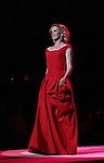 Desperate Housewives' Felicity Huffman walks the runway of The Heart Truth's Red Dress Collection on February 11, 2010 at Mercedes-Benz Fashion Week - Fall 2010 Collections at Bryant Park, NYC. (Photo by Sue Coflin/Max Photos)