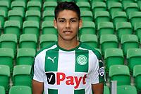 GRONINGEN - Voetbal, Presentatie FC Groningen o23, seizoen 2017-2018, 11-09-2017,   FC Groningen speler Antonio Sefer