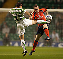 21/09/2005         Copyright Pic : James Stewart.File Name : sct_jspa01 celtic v fallkirk.TELFER AND O'DONNELL CHALLENGE....Payments to :.James Stewart Photo Agency 19 Carronlea Drive, Falkirk. FK2 8DN      Vat Reg No. 607 6932 25.Office     : +44 (0)1324 570906     .Mobile   : +44 (0)7721 416997.Fax         : +44 (0)1324 570906.E-mail  :  jim@jspa.co.uk.If you require further information then contact Jim Stewart on any of the numbers above.........