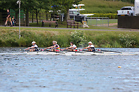 Race: 221  Event: W E 4x-  Final<br /> <br /> British Rowing Masters Championships 2018<br /> Saturday<br /> <br /> To purchase this photo, or to see pricing information for Prints and Downloads, click the blue 'Add to Cart' button at the top-right of the page.