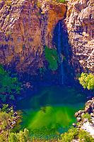 Waterfall     Nitmiluk National Park, Australia    Falls from Arhemland Escarpment       Northern Territory