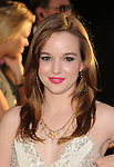 "LOS ANGELES, CA. - June 17: Kay Panabaker arrives at the ""Jonah Hex"" Los Angeles Premiere at ArcLight Cinemas Cinerama Dome on June 17, 2010 in Hollywood, California."