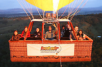 20120718 July 18 Hot Air Balloon Gold Coast