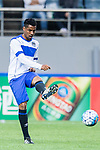 Gamba Osaka Defender Fabio Da Silva Warming up during the AFC Champions League 2017 Group H match Between Jeju United FC (KOR) vs Gamba Osaka (JPN) at the Jeju World Cup Stadium on 09 May 2017 in Jeju, South Korea. Photo by Marcio Rodrigo Machado / Power Sport Images