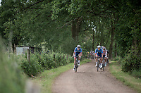 Dwars door het Hageland 2019 (1.1)<br /> 1 day race from Aarschot to Diest (BEL/204km)<br /> <br /> ©kramon