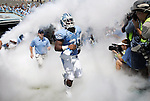 01 September 2012: UNC's Giovanni Bernard. The University of North Carolina Tar Heels played the Elon University Phoenix at Kenan Memorial Stadium in Chapel Hill, North Carolina in a 2012 NCAA Division I Football game.