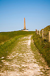 Lansdowne Monument or Cherhill Monument, near Cherhill in Wiltshire, England, UK
