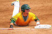 BELOIT - July 2014: Tyler Marincov (26) of the Beloit Snappers during a game against the Bowling Green Hot Rods on July 20th, 2014 at Pohlman Field in Beloit, Wisconsin.  (Photo Credit: Brad Krause)