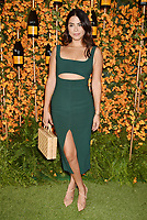 PACIFIC PALISADES, CA - OCTOBER 06: Lorenza Izzo arrives at the 9th Annual Veuve Clicquot Polo Classic Los Angeles at Will Rogers State Historic Park on October 6, 2018 in Pacific Palisades, California.<br /> CAP/ROT/TM<br /> &copy;TM/ROT/Capital Pictures
