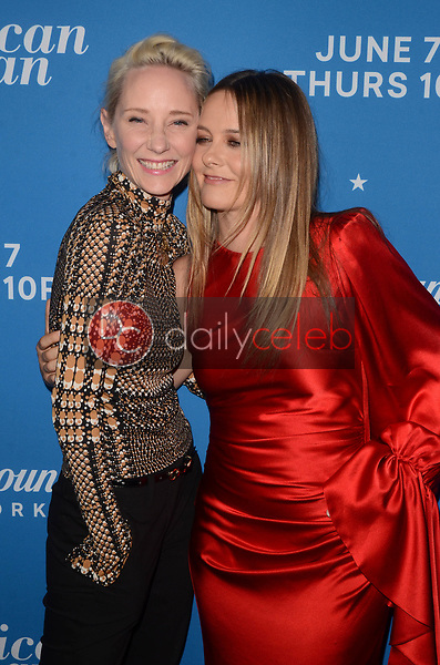 """Anne Heche, Alicia Silverstone<br /> at the """"American Woman"""" Premiere Party, Chateau Marmont, Los Angeles, CA 05-31-18<br /> David Edwards/DailyCeleb.com 818-249-4998"""
