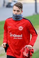 Max Besuschkow (Eintracht Frankfurt) - 14.11.2017: Eintracht Frankfurt Training, Commerzbank Arena