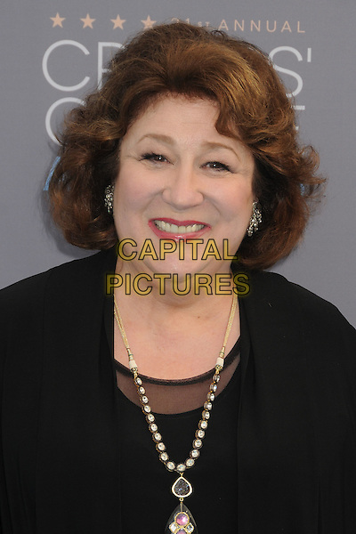 17 January 2016 - Santa Monica, California - Margo Martindale. 21st Annual Critics' Choice Awards - Arrivals held at Barker Hangar. <br /> CAP/ADM/BP<br /> &copy;BP/ADM/Capital Pictures