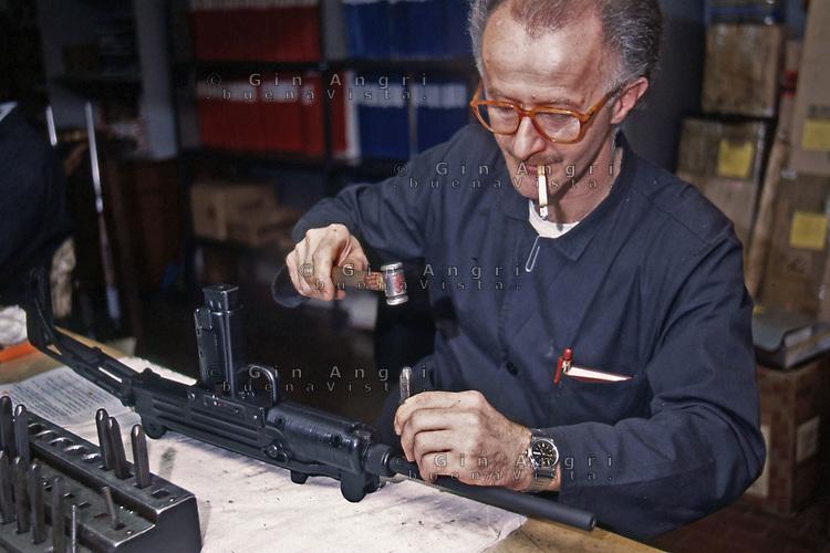 Gardone Val Trompia, distretto produzione armi leggere