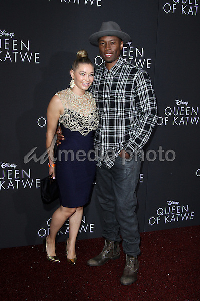 "20 September 2016 - Hollywood, California - Robbie Jones. ""Queen Of Katwe"" Los Angeles Premiere held at the El Capitan Theater in Hollywood. Photo Credit: AdMedia"