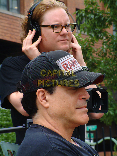 NEIL ORTENBERG & ALEX (DIRECTORS).on the set of Obscene.*Filmstill - Editorial Use Only*.CAP/PLF.Supplied by Capital Pictures.