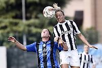 Mozzanica (Bg) 30/09/2017 - campionato di calcio serie A femminile / Mozzanica - Juventus / foto Daniele Buffa/Image Sport/Insidefoto<br /> nella foto: Michela Ledri-Martina Rosucci