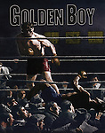 Theatre Poster for the Broadway Opening Night After Party for The Lincoln Center Theater Production of 'Golden Boy' at the Millennium Broadway in New York City on December 6, 2012