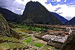 Ruínas Incas em Ollantaytambo. Peru. 2006. Foto de Flávio Bacellar.