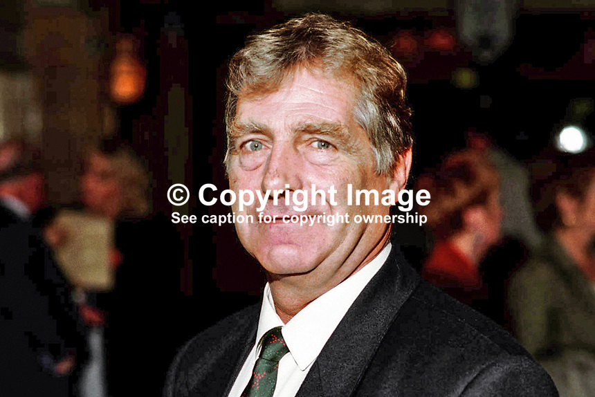 Joe Wilson, Labour, MEP, Britain, UK, 199410001. Photograph taken at 1994 Labour Party Conference.<br />
