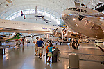 "Pan American World Airways - Boeing 307 Stratoliner ""Clipper Flying Cloud"", Air & Space Museum - Steven F. Udvar-Hazy Center"