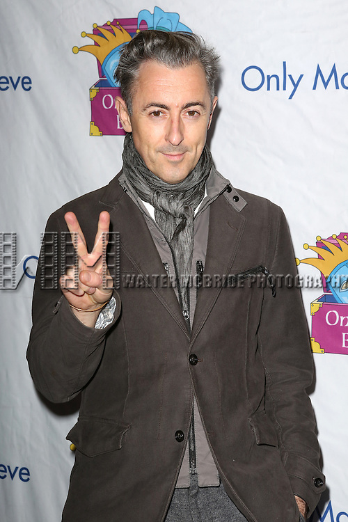 Alan Cumming attends the 14th Annual 'Only Make Believe' Gala at the Bernard B. Jacobs Theatre on November 4, 2013  in New York City.