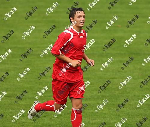 2008-08-14 / Voetbal / seizoen 2008-2009 / Tubantia Borgerhout / Glenn D'Huyvetter..Foto: Maarten Straetemans (SMB)