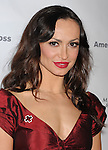 SANTA MONICA, CA - APRIL 21: Karina Smirnoff attends American Red Cross Annual Red Tie Affair at Fairmont Miramar Hotel on April 21, 2012 in Santa Monica, California.