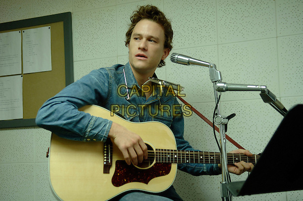 HEATH LEDGER.in I'm Not There. .*Filmstill - Editorial Use Only*.CAP/PLF.Supplied by Capital Pictures.