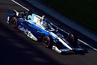 Verizon IndyCar Series<br /> Indianapolis 500 Practice<br /> Indianapolis Motor Speedway, Indianapolis, IN USA<br /> Monday 15 May 2017<br /> Max Chilton, Chip Ganassi Racing Teams Honda<br /> World Copyright: F. Peirce Williams