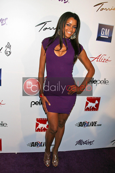 Claudia Jordan<br />at Celebrity Catwalk for Charity. The Highlands Nightclub, Hollywood, CA. 08-16-07<br />Dave Edwards/DailyCeleb.com 818-249-4998