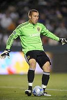 Real Salt Lake's goalie Chris Seitz during a game a against Chivas USA at the Home Depot Center in Carson, CA on Saturday, May 9, 2009..