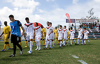 Canada U-17 Men vs Barbados U-17 Men February 18 2011