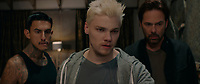 BREAKING IN (2018)<br /> RICHARD CABRAL, LEVI MEADEN, BILLY BURKE<br /> *Filmstill - Editorial Use Only*<br /> CAP/FB<br /> Image supplied by Capital Pictures