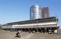 Nederland Amsterdam  2016 02 27. De Nederlandsche Bank bij het Westeinde. Foto Berlinda van Dam / Hollandse Hoogte