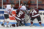 - The Northeastern University Huskies defeated the Union College Dutchwomen 4-1 on Saturday, October 3, 2009, at Matthews Arena in Boston, Massachusetts.