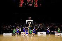 NBL - Cigna Saints v Manawatu Jets at TSB Bank Arena, Wellington, New Zealand on Sunday 16 June 2019. <br /> Photo by Masanori Udagawa. <br /> www.photowellington.photoshelter.com