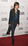BEVERLY HILLS, CA - NOVEMBER 19: Lisa Rinna  arrives at the 'Silver Linings Playbook' - Los Angeles Special Screening at the Academy of Motion Picture Arts and Sciences on November 19, 2012 in Beverly Hills, California.