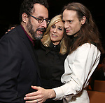 Tony Kushner, Judith Light and Jordan Roth attends the 2019 DGF Madge Evans And Sidney Kingsley Awards at The Lambs Club on March 18, 2019 in New York City.