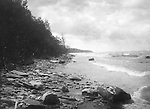 North East PA:  The rocky shores of Lake Erie - 1904.  During the early 1900s, the Stewart family vacationed on Lake Erie near North East Pennsylvania. Since hotels and motels were non-existent, camping was the only viable option for a large number of vacationers