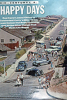 Los Angeles: Sherman Oaks in the Fifties, 1957. (L.A. Times Magazine, Feb. 4, 1991.)