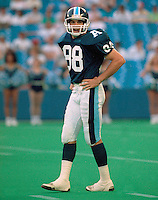 Paul Masotti Toronto Argonauts 1991. Copyright photograph Scott Grant