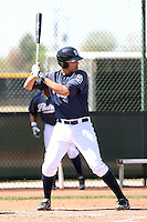 Nate Freiman, San Diego Padres minor league spring training..Photo by:  Bill Mitchell/Four Seam Images.