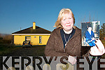 HELP: Denise O'Sullivan from Tralee pictured at her fathers home in Ballyard which may have to be sold to pay for his medical care.   Copyright Kerry's Eye 2008