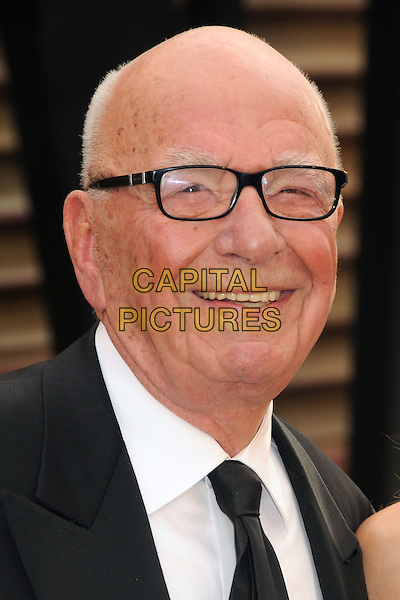 02 March 2014 - West Hollywood, California - Rupert Murdoch. 2014 Vanity Fair Oscar Party following the 86th Academy Awards held at Sunset Plaza.  <br /> CAP/ADM/BP<br /> &copy;Byron Purvis/AdMedia/Capital Pictures