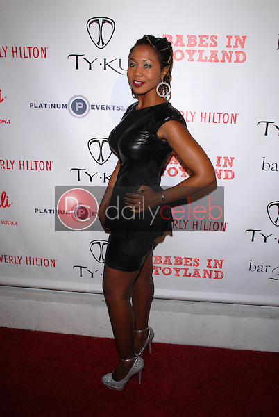 Judy Leitich<br /> at Bridgetta Tomarchio's Birthday Bash and Babes in Toyland 3rd Annual Charity Event, Bar 210, Beverly Hills, CA. 12-03-10<br /> David Edwards/DailyCeleb.com 818-249-4998