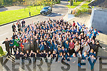 JOURNEYING IN HOPE: The transition year students and teachers form the CBS, The Green, Presentation, Tralee and Mercy Mounthawk schools attending the Journeying For Hope conference organised by St John's Parish Council, Tralee at the Ballyroe Heights hotel on Tuesday.