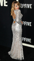 NEW YORK CITY, NY, USA - DECEMBER 03: Hayley Marie Norman arrives at the New York Premiere Of 'Top Five' held at the Ziegfeld Theatre on December 3, 2014 in New York City, New York, United States. (Photo by Celebrity Monitor)